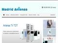 Antenista en Madrid, TV y porteros automáticos | Madrid-Antenas